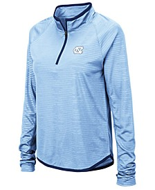 Women's North Carolina Tar Heels Soulmate Quarter-Zip Pullover
