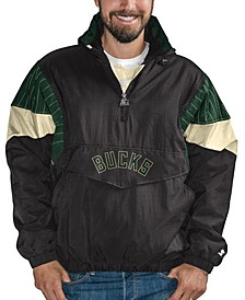 Men's Milwaukee Bucks Breakaway Pullover Jacket