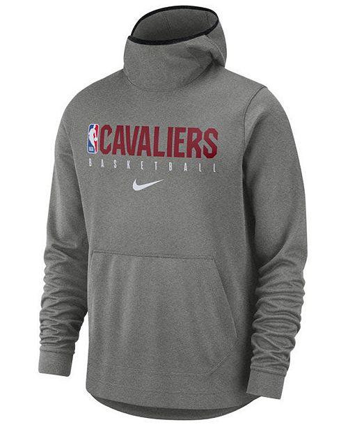 Nike Cleveland Cavaliers Spotlight Over The Head Men Hoodies
