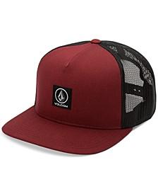 Men's Box Stone Cheese Baseball Hat