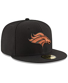 Denver Broncos Basic Fashion 59FIFTY Fitted Cap