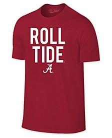 Men's Alabama Crimson Tide Slogan T-Shirt