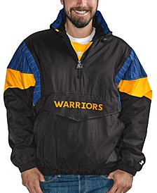 Men's Golden State Warriors Breakaway Pullover Jacket