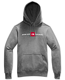 Men's Red's Pullover Hoodie