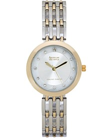 Ladies Genuine Diamond Collection Watch, 28mm