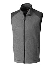 Cedar Park Full Zip Sweater Vest