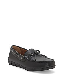 Classic Driving Mocc Little and Big Boys Slip-On Dress Shoe