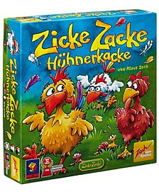 Zicke Zacke Huhnerkacke