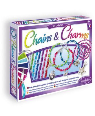 Sentosphere Usa Chains Charms