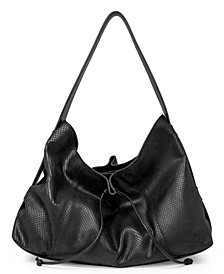 Liza Leather Hobo