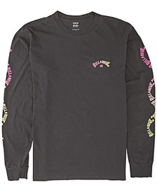 Men's Arch Logo Long Sleeve T-Shirt