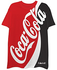 Coca-Cola Men's Graphic T-Shirt