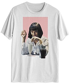 Mia Wallace Men's Graphic T-Shirt