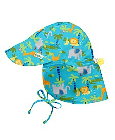I Play By Toddler Boys and Girls Flap Sun Protection Hat