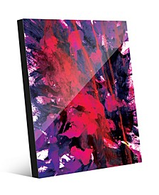 Spring Flower Abstract Acrylic Wall Art Print Collection