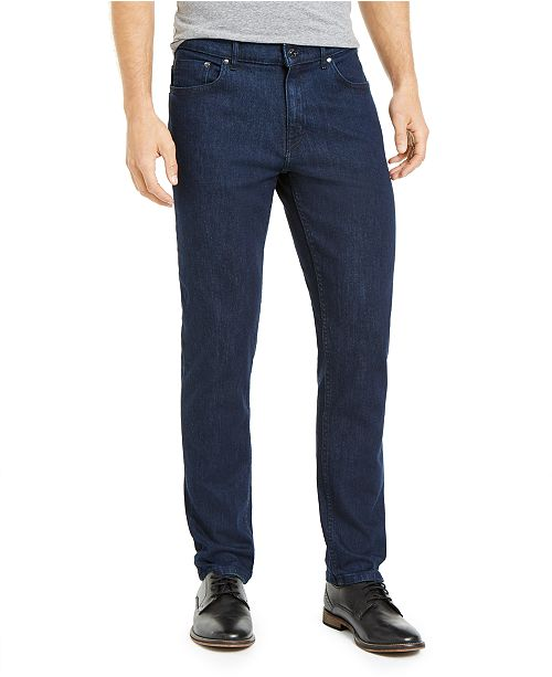 DKNY Men's Straight-Fit Jeans