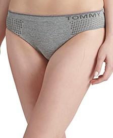 Women's Sparkle Logo Seamless Bikini R14T121