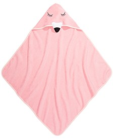 Baby Girls Flamingo Towel, Created For Macy's