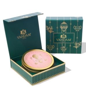 Vahdam Teas Blooming Rose Tea, Gift Set 25 Servings