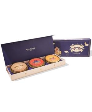 Vahdam Teas The India Tea Couture, Gift Set, 3 Teas 75 Servings
