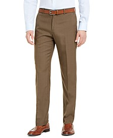 Men's Portfolio Modern-Fit Performance Plaid Dress Pants