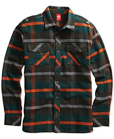 EMS® Men's Cabin Plaid Flannel Shirt