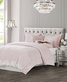 Juicy Couture Velvet 3-Piece Queen Comforter Set
