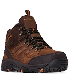 Men's Relaxed Fit Relment Traven Boots from Finish Line