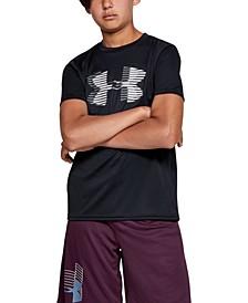 Big Boys Logo-Print T-Shirt