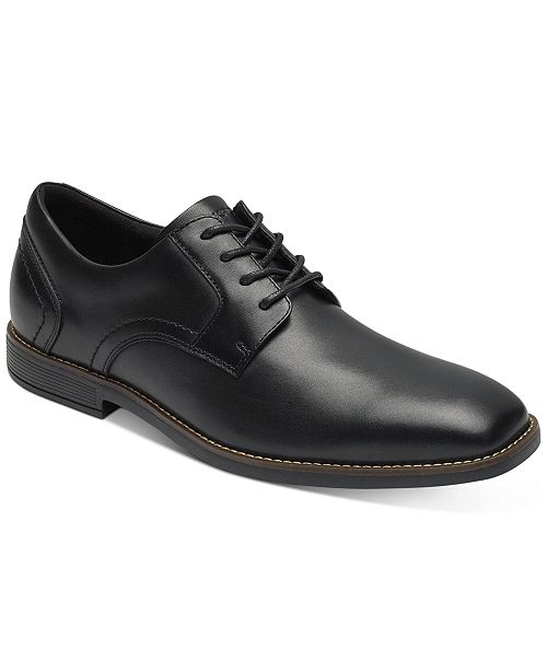 Rockport Men's Slayter Plain Toe Oxfords
