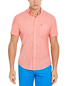 Men's Wainwright Custom-Fit Solid Shirt