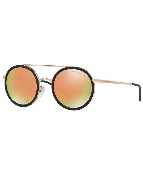Emporio Armani Sunglasses, EA2041 50