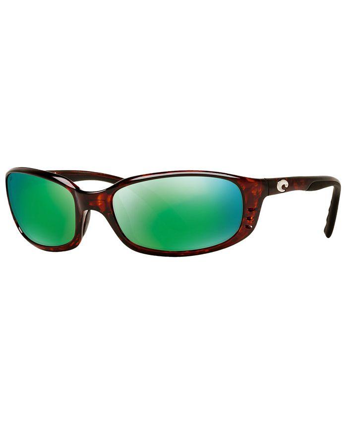 Costa Del Mar - Polarized Sunglasses, BRINE 06S000004 59P