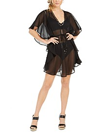Caftan Swim Cover-Up, Created for Macy's