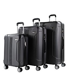 Denali 3-Pc. Hardside Luggage Set