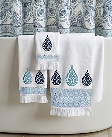 Capri Medallion Bath Towel Collection