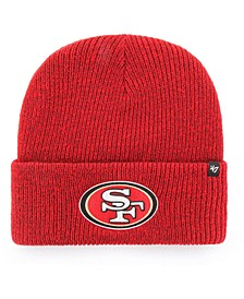 San Francisco 49ers Brain Freeze Cuff Knit Hat