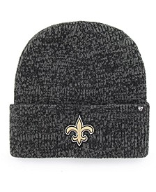 New Orleans Saints Brain Freeze Cuff Knit Hat