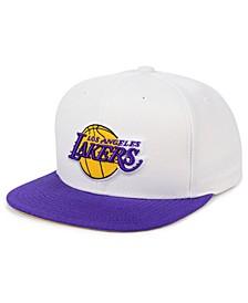 Los Angeles Lakers 2 Tone Classic Snapback Cap