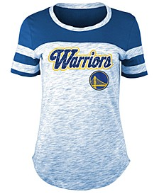 Women's Golden State Warriors Space Dye T-Shirt
