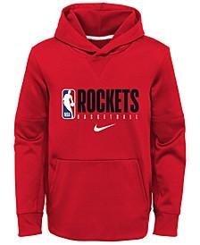 Big Boys Houston Rockets Spotlight Hoodie