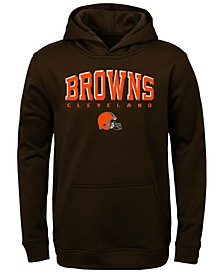 Big Boys Cleveland Browns Fleece Hoodie