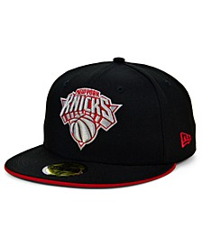 New York Knicks Bred Collection 59FIFTY-FITTED Cap