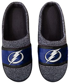 Tampa Bay Lightning Poly Knit Slippers