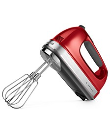 9 Speed Hand Mixer KHM926