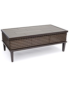 North Shore Outdoor Coffee Table, Created for Macy's