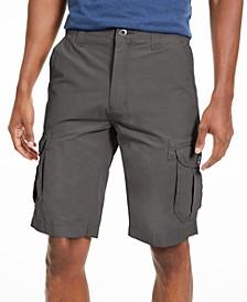 Men's Sanded Cargo Shorts