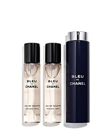 Eau de Toilette Refillable 3-Pc Travel Spray