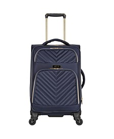 "Chelsea 20"" Softside Carry-On Spinner"