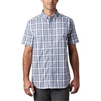 Deals on Columbia Mens Rapid Rivers Short Sleeve Shirt
